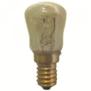 LAMPE E14 25W pour four ELECTROLUX