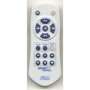 SMART2 TELECOMMANDE UNIVERSAL TV-VCR CLASSIC