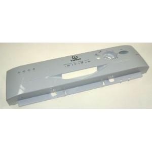 Tableau de bord blanc idl40fr pour lave vaisselle indesit - Lave vaisselle 40 cm de large ...