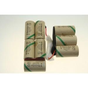 BATTERIE,ENSEMBLE,12V POUR ASPIRATEUR ELECTROLUX