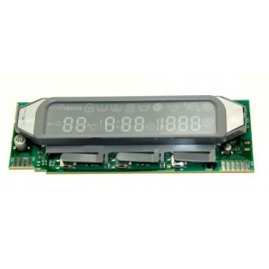 MODULE B4,UI-LCD FLD POUR LAVE LINGE WHIRLPOOL