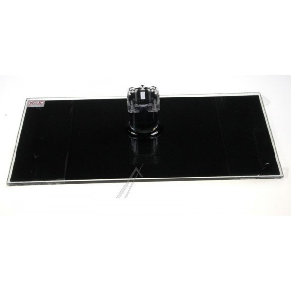 pied noir pour television samsung r f 3034470 tv lcd c ble support pied. Black Bedroom Furniture Sets. Home Design Ideas