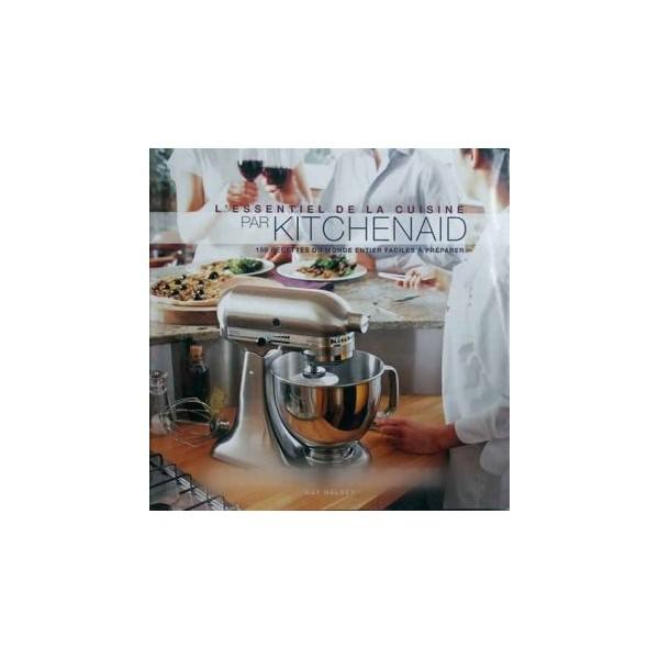le livre de cuisine kitchenaid pour petit electromenager