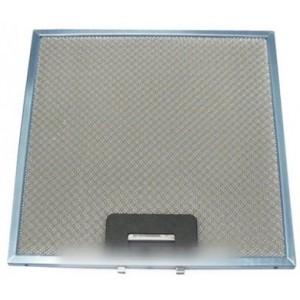 filtre à  graisse metal 260x260 m/m pour hotte DE DIETRICH