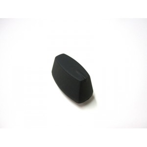 BOUTON DE COMMANDE ANTHRACITE POUR FOUR ARISTON