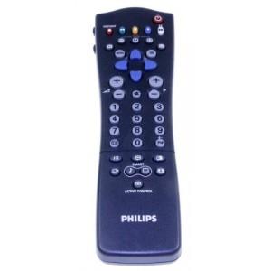 RC4710/01 TÉLÉCOMMANDE NOIRE POUR TV PHILIPS