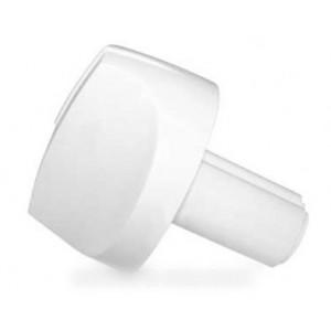 Bouton de gaz blanc pour cuisinière ELECTROLUX