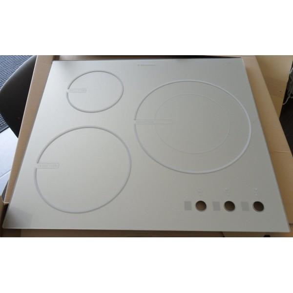 dessus en verre pour table de cuisson electrolux r f. Black Bedroom Furniture Sets. Home Design Ideas