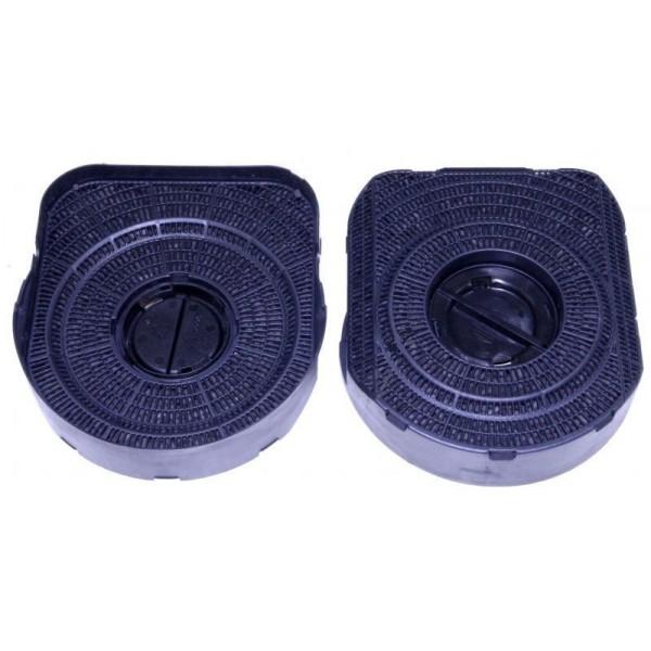 filtres charbon lot de 2 pour hotte electrolux r f cuisson hotte filtre. Black Bedroom Furniture Sets. Home Design Ideas