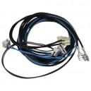 cablage module connecteur j10 pour lave linge INDESIT