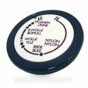 bouton de thermostat