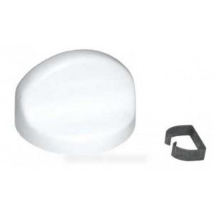 bouton manette blanche pour four ELECTROLUX