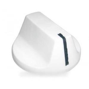 bouton manette blanche pour four DE DIETRICH
