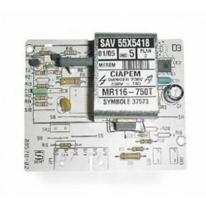 module électronique mr116 br 55x5418 pour lave linge BRANDT
