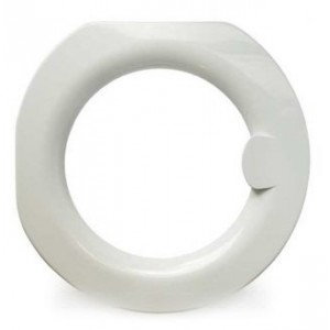 cadre de hublot blanc pour lave linge FAGOR