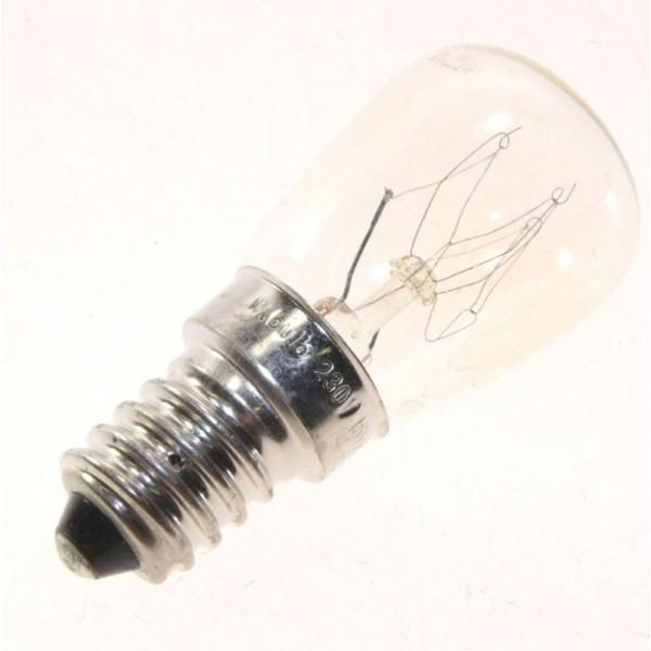 ampoule e14 15w pour refrigerateur smeg r f 8854053 froid r frig rateur lampe. Black Bedroom Furniture Sets. Home Design Ideas