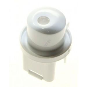 bouton poussoir blanc m/a pour lave linge WHIRLPOOL