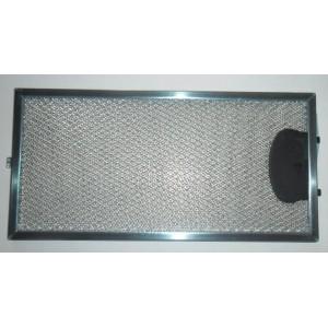 filtre inox 290x145x9 cristal rudolf pour hotte roblin r f d914016 cuisson hotte filtre. Black Bedroom Furniture Sets. Home Design Ideas
