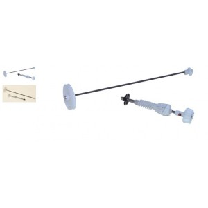 KIT MECA 47+48A (WORM) POUR MAGNETOSCOPE PHILIPS