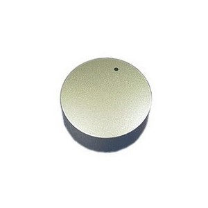 bouton programmateur inox pour lave vaisselle WHIRLPOOL