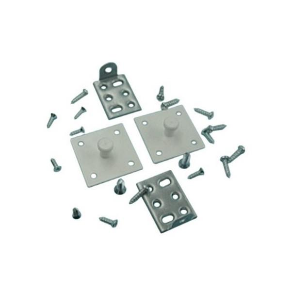 Kit fixation de porte integrable pour lave vaisselle brandt r f 7204473 lavage lave - Fixation porte lave vaisselle ...