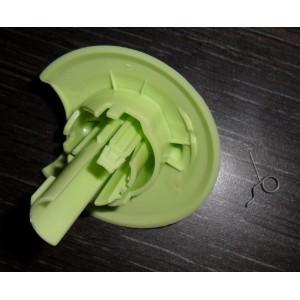 bouton vert+ ressort pour grillespains SEB