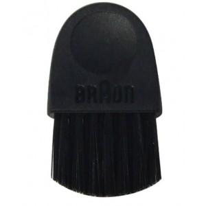 brosse de nettoyage noir pour  pour rasoir  BRAUN