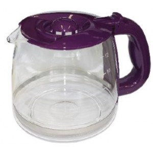VERSEUSE COULEUR PRUNE POUR CAFETIERE RUSSELL HOBBS
