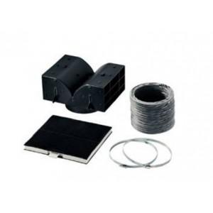 Kit de d marrage pour mode recyclage air de hotte siemens for Hotte recyclage d air