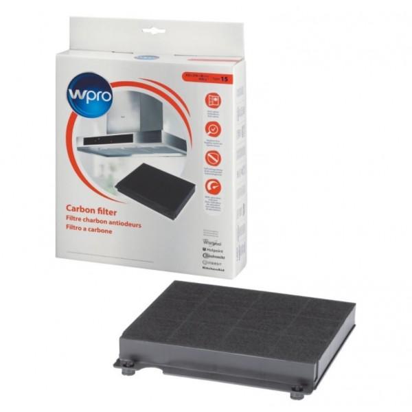 filtre charbon ch15 pour hotte whirlpool electrolux. Black Bedroom Furniture Sets. Home Design Ideas