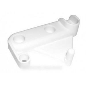 butoir portillon gauche pour réfrigérateur ARISTON
