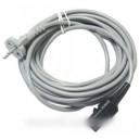 cable alimentation secteur gris 10m