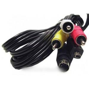 cable audio video pour audiovisuel video SHARP