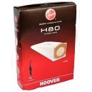 SACS (x5) H80 POUR ASPIRATEUR HOOVER
