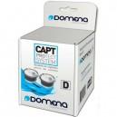2x PACK DE 2 CASSETTES ANTI-CALCAIRE POUR CENTRALE VAPEUR DOMENA