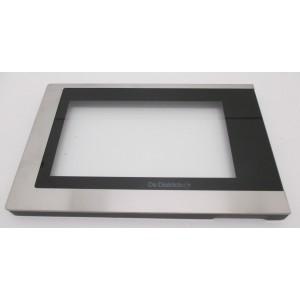 cadre de porte inox pour micro ondes DE DIETRICH