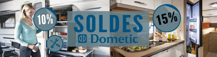 soldes dometic