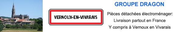 piece detachee electromenager vernoux en vivarais